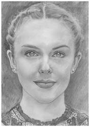 Anna belle close up