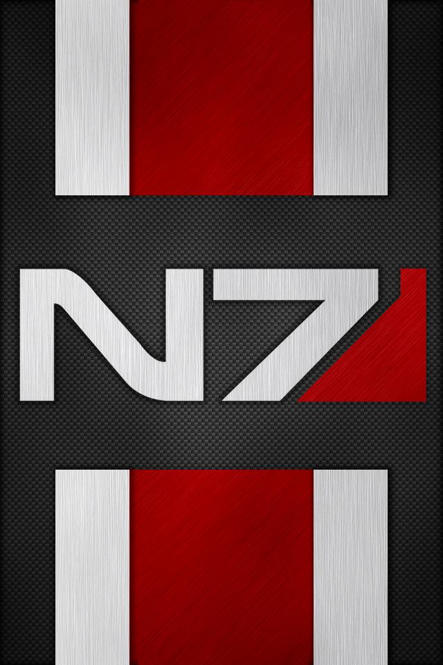 N7 Armor iPhone Wallpaper V1 by EchoLeader on DeviantArt