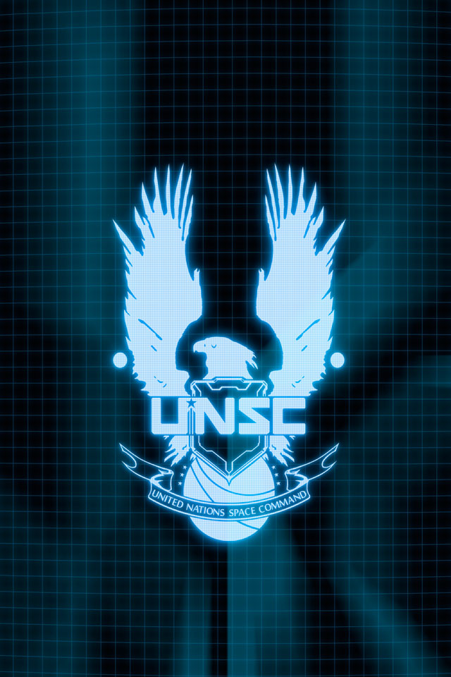 UNSC Infinity IPhone Wallpaper