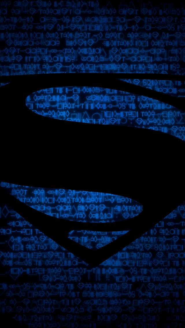 Man Of Steel Kryptonian IPhone 5 Wallpaper By EchoLeader