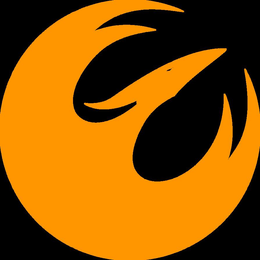 Star Wars Rebels Phoenix Symbol by EchoLeader