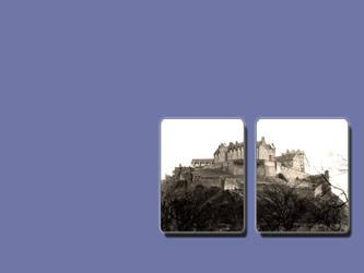 edinburgh castle by dPdDesign