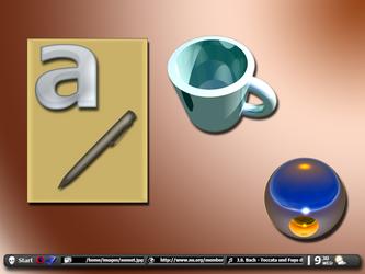 desktop by dPdDesign