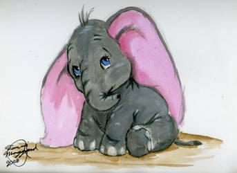 Baby Dumbo by serenity22