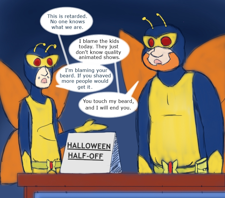 Halloween Half-Off by ultimateZ
