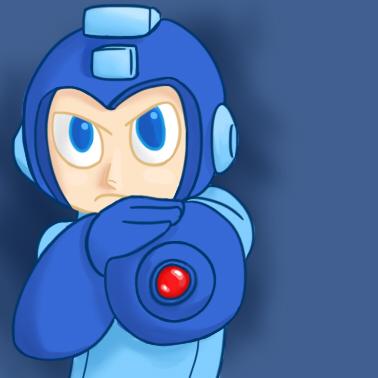 Megaman by ultimateZ