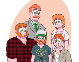 Masson Family by ultimateZ
