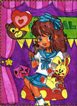 + At the Carnival + by Reemu-chan1984
