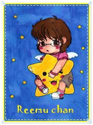 + Chibi Reemu Chan + by Reemu-chan1984