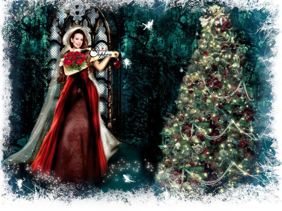 Christmas Fairy by Orphen5 on DeviantArt