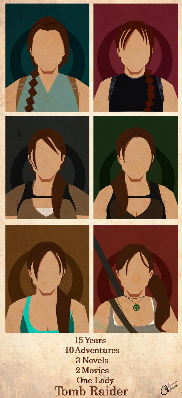 Lara Croft 61 by Orphen5
