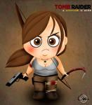 Kawaii Lara Croft 02 by Orphen5