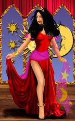 Esmeralda 04 by Orphen5