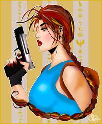 Lara Croft 97 by Orphen5