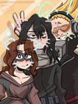 [BNHA OC] Happy Birthday, Shota!