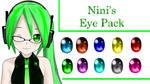 Nini's Eye Pack DL