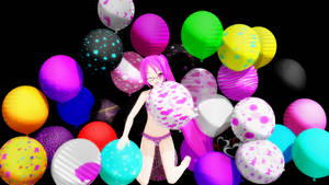 MMD Ninis Balloon Pack DL by Shaun578
