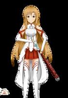 SAO Asuna by Shaun578