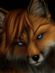 Commission: Fox Amoore by jocarra