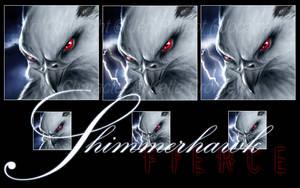 Commission: Shimmerhawk Fierce by jocarra