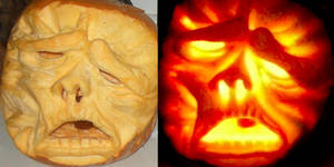 Lost Soul Pumpkin