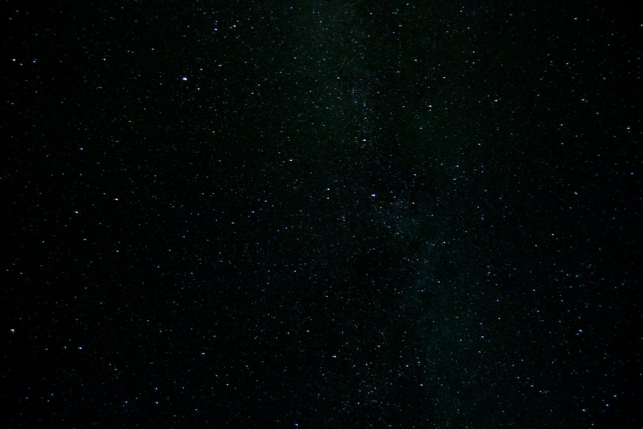 STOCK - Starry Milky Way 1