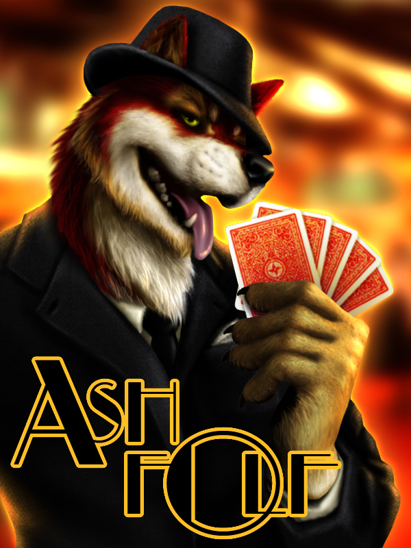 Badge Commission - Ash Folf by jocarra