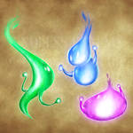 Endless Realms bestiary - Will-o-Wisp