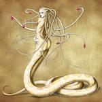 Endless Realms bestiary - Gorgon