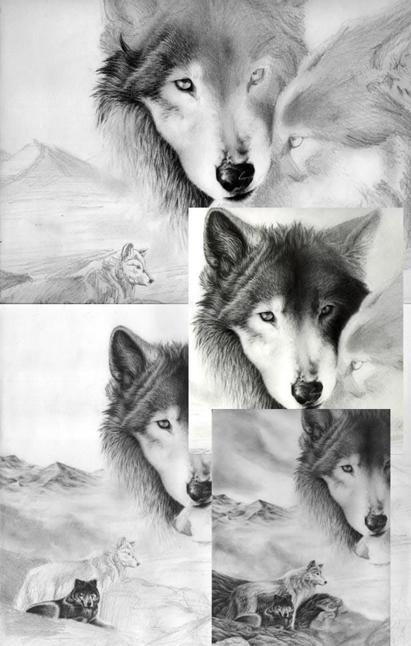 Wolf Mates - progress ...