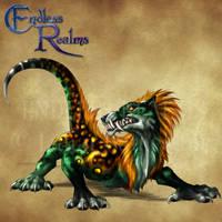 Endless Realms bestiary - Malivor
