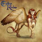 Endless Realms bestiary - Sphinx