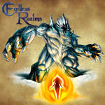 Endless Realms bestiary - Frost Giant