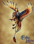 Endless Realms bestiary - Griffon