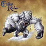 Endless Realms bestiary - Yeti
