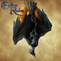 Endless Realms bestiary - Alan by jocarra