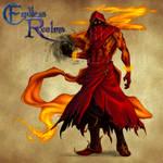 Endless Realms bestiary - Djinn