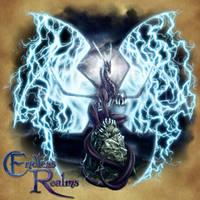 Endless Realms bestiary - Storm Dragon Scion by jocarra