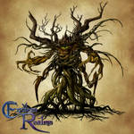 Endless Realms bestiary - Corrupt Forest Spirit