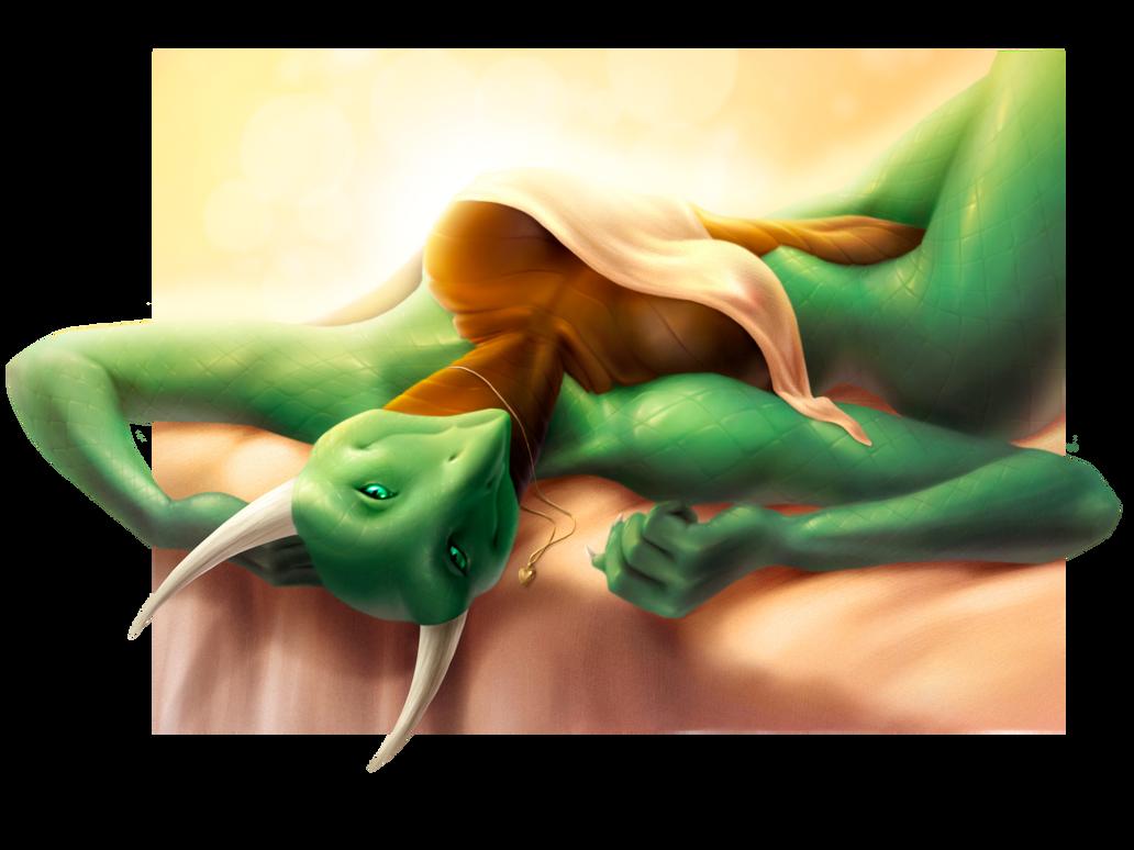 Commission - Nillina by jocarra