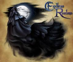 Endless Realms bestiary - Wraith by jocarra