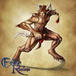 Endless Realms bestiary - Satyr
