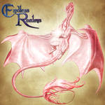 Endless Realms bestiary - Rose Quartz Dragon