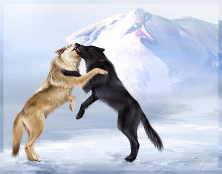 Wolf Mates II