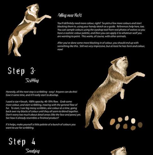 Jen's fur tutorial by jocarra