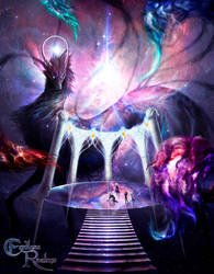 Endless Realms - Astral Crossroads by jocarra