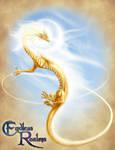 Endless Realms bestiary - Light Dragon Scion