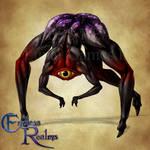 Endless Realms bestiary - Crawler