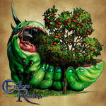 Endless Realms bestiary - Elephant Grub