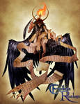 Endless Realms bestiary - Mephistophilus